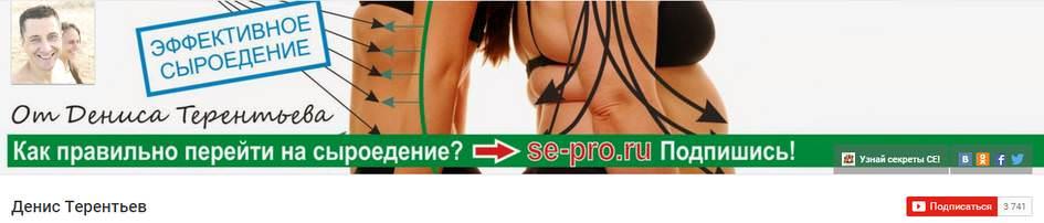 YouTube-канал-Денис-Терентьев