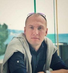Павел Жуковский