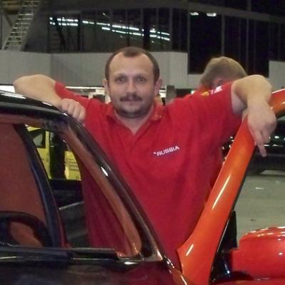 Сергей Туманов